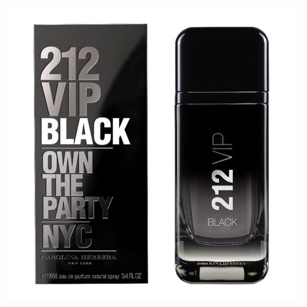 Carolina herrera 212 vip black eau de parfum 100ml vaporizador