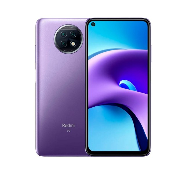 "Xiaomi redmi note 9t 5g morado (daybreak purple) 4+64gb / 6.53"" / dual sim"